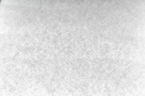 Filtermatte weiß Detailaufnahme