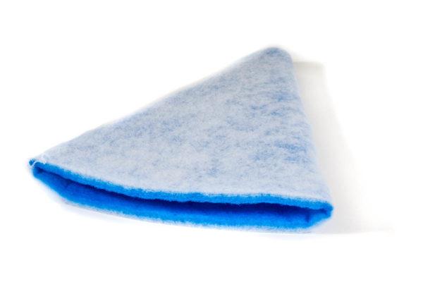 Filterkegel blau-weiß