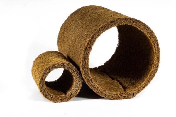 Gummikokos Rundfilter für Aerzen Anlagen ohne Boden